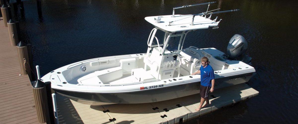 EZ BoatPort